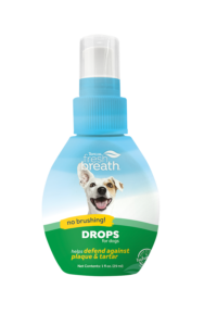 TC FBR Drops For Dogs 1oz Sleeve PRD Front