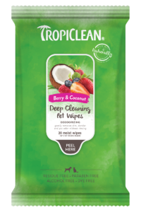 TC TCG Mockup Deep Cleaning Wipes 20ct FRONT