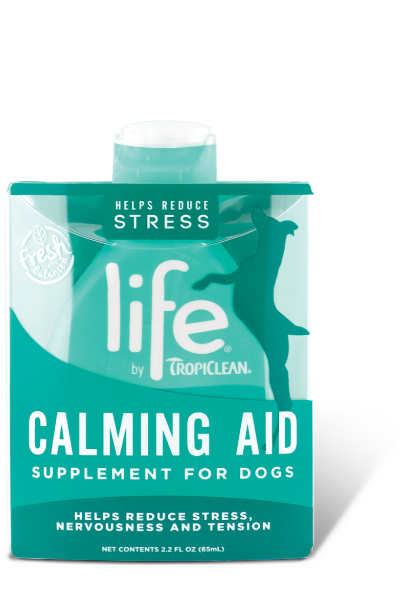Life By Tropiclean Calming Aid Supplement For Dogs