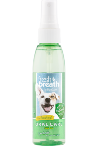 Fresh Breath by TropiClean Oral Care Spray for Dogs