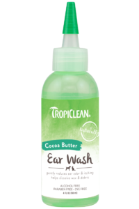 Tropiclean Cocoa Butter Ear Wash For Dogs And Cats