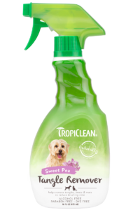 Tropiclean Sweet Pea Tangle Remover Spray For Dogs And Cats