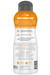 TC PEF Package Photo Thick Double Coat Shampoo 16oz BACK 800×1200