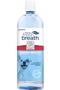 TC FBR CWC Package Photo Dental Health Solution 33.8oz FRONT