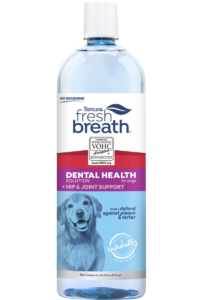 TC FBR CWC Package Photo Dental Health Solution Hip&Joint 33.8oz FRONT